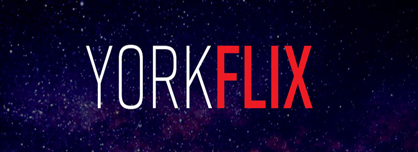 image of the YorkFlix banner